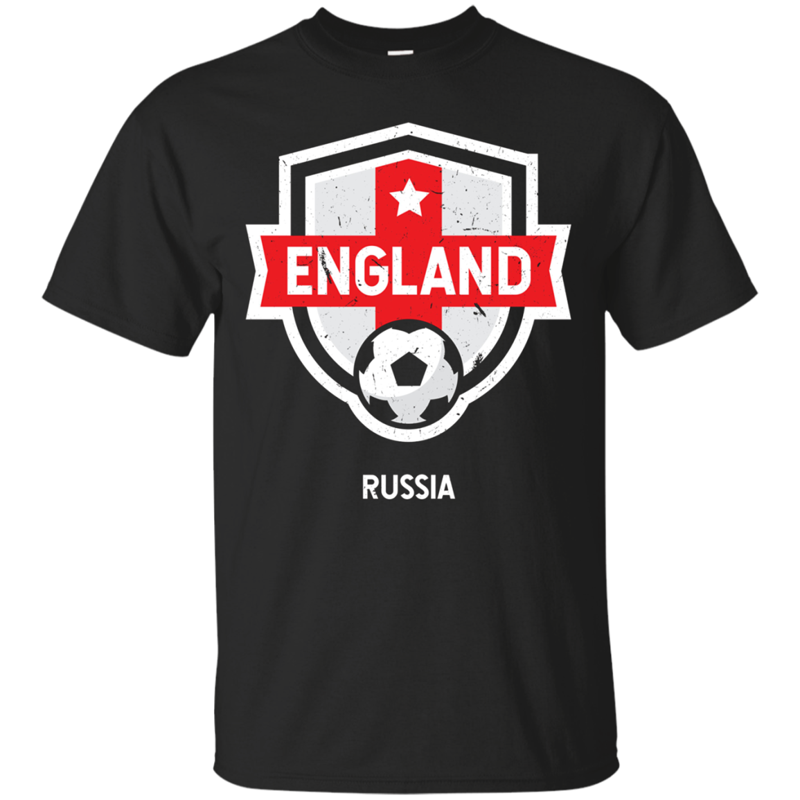 Classic England Football 2018 Team, Russia