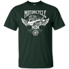 Image of Motorcycle Mom Biker T-shirt