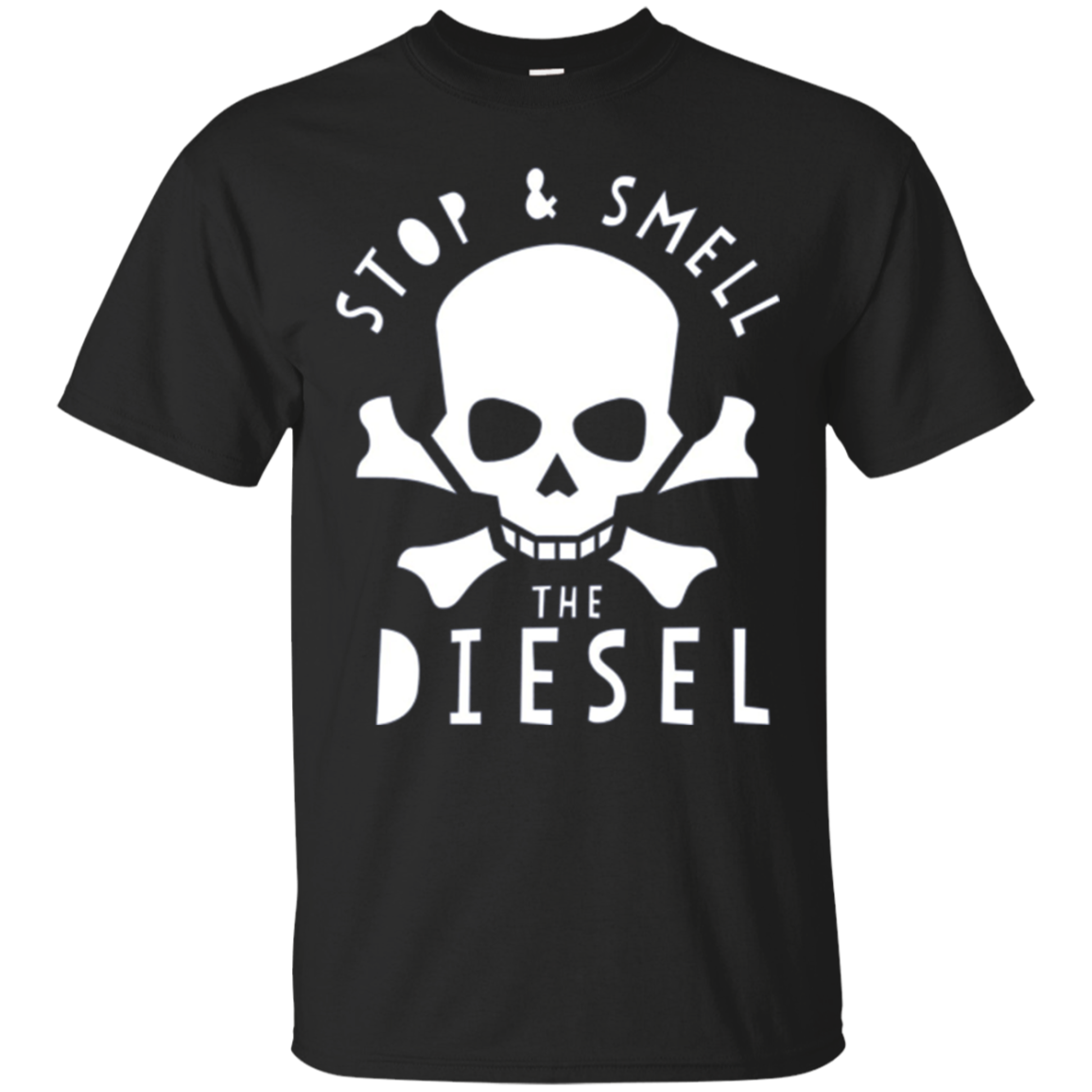 Stop and Smell the Diesel Shirt