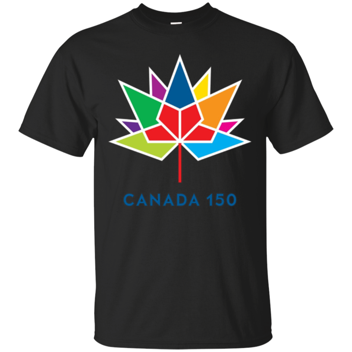 Canada 150 Logo T-Shirt Official License by Heritage Canada