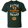 Image of 2018 Pregnancy Announcement Shirt Pumpkin March Baby Tee Gif