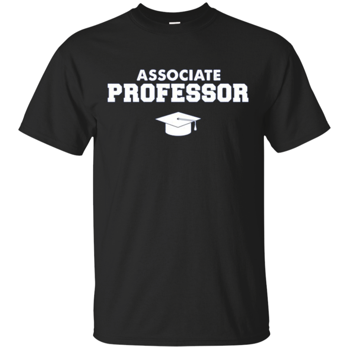 Associate Professor Academic Shirt for College Teachers