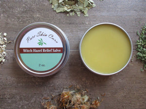 Witch Hazel Relief Salve