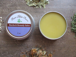 Burdock Remedy Salve
