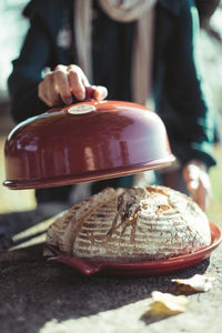 CRUSTY CLOCHE BREAD by King Arthur Flour