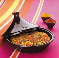 Veal and Curry Tagine