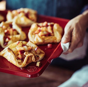 Apple Puff Pastry Pockets