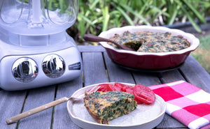 Frittata Quiche by Ankarsrum Original USA