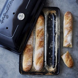 Crusty Baguettes By King Arthur Flour