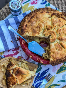Sous Vide Apple Pie by Gustus Vitae
