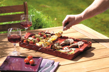 Emile Henry Kabob Grilling Stone & Skewers (Discontinued) Kabob Grilling Stone & Skewers (Discontinued)
