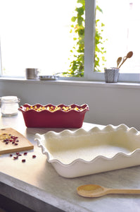 Emile Henry Ruffled Rectangular Baker (Discontinued) Ruffled Rectangular Baker (Discontinued)