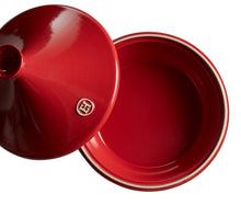 Emile Henry Tagine Color: Burgundy