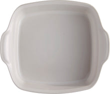 Emile Henry Ultime Rectangular Baking Dish Color: Flour; Size: Square