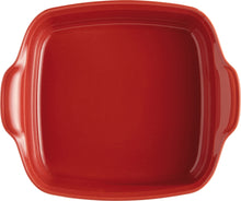 Emile Henry Ultime Rectangular Baking Dish Color: Clay; Size: Square