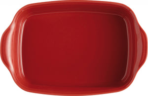 Emile Henry Ultime Rectangular Baking Dish Color: Clay; Size: Small Rectangle