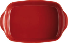 Emile Henry Ultime Rectangular Baking Dish Color: Clay; Size: Medium Rectangle