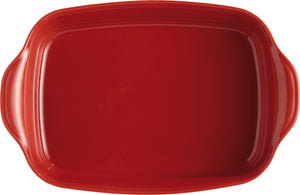 Emile Henry Ultime Rectangular Baking Dish Color: Clay; Size: Large Rectangle