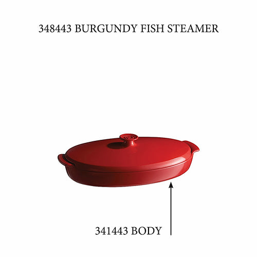 Fish Steamer - Replacement Body