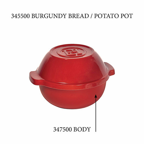 Potato Pot - Replacement Body