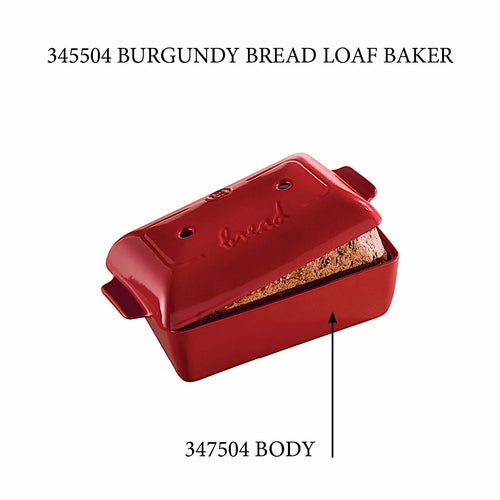 Bread Loaf Baker - Replacement Body