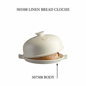 Emile Henry Bread Cloche - Replacement Base Bread Cloche - Replacement Base