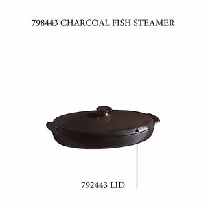 Emile Henry Fish Steamer - Replacement Lid Fish Steamer - Replacement Lid