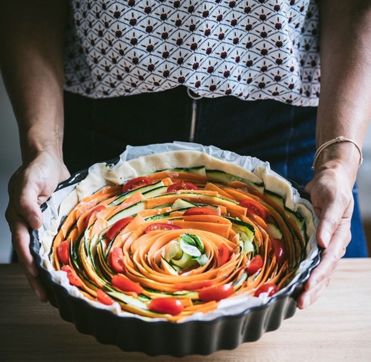 Deep Tart Dish | Emile Henry USA | Made In France