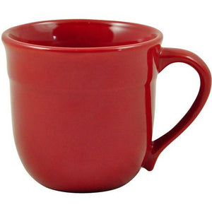 Emile Henry Traditional Mug Color: Burgundy