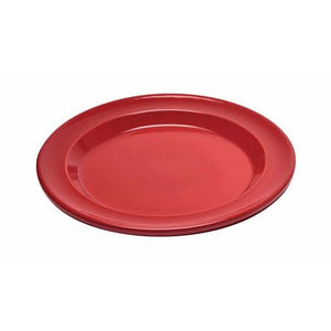Emile Henry Salad or Dessert Plate Color: Burgundy