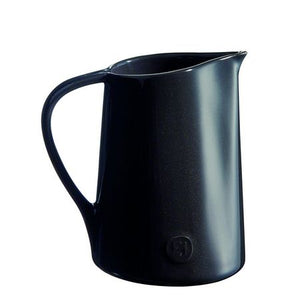 Emile Henry Pitcher Color: Charcoal