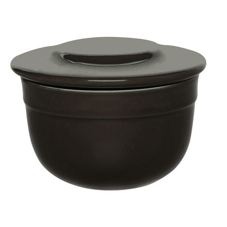 555dc7f04 ... Emile Henry Butter Pot Color  Charcoal ...