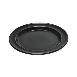 Emile Henry Salad or Dessert Plate Color: Charcoal