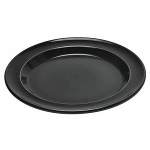 Emile Henry Dinner Plate Color: Charcoal