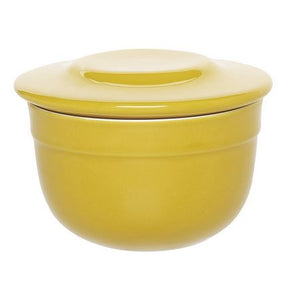 Emile Henry Butter Pot Color: Leaves