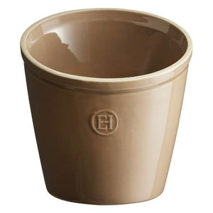 Emile Henry Utensil Pot Color: Oak