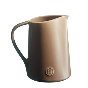Emile Henry Pitcher Color: Oak
