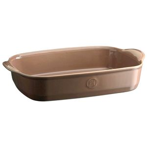 Emile Henry Ultime Rectangular Baking Dish Size: Medium Rectangle, Color: Oak