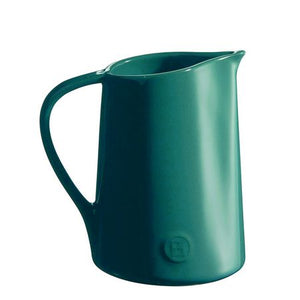 Emile Henry Pitcher Color: Blue Flame