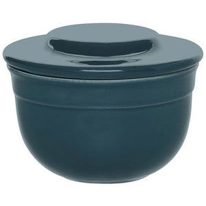 Emile Henry Butter Pot Color: Blue Flame