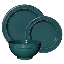 Emile Henry Dinnerware Set Color: Blue Flame