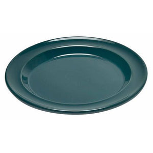 Emile Henry Dinner Plate Color: Blue Flame
