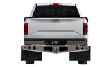 ROCKSTAR Hitch Mount Mud Flaps with Aluminum Frame and Stabilizer Plate