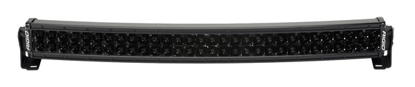 RIGID RDS-Series PRO Midnight Edition Curved LED Light Bar, Spot Optic, 30 Inch