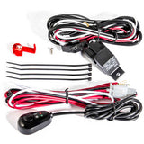 12V Auxiliary Wiring Kit ; Incl. w/Illuminated Switch;