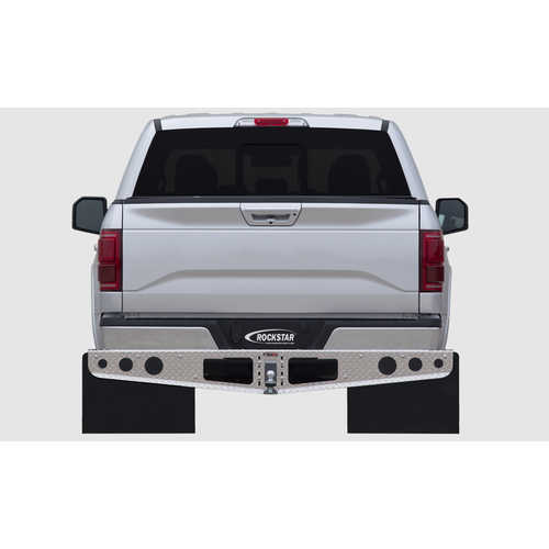 Universal Mud Flaps; Fit Most Full-Size Pickups/SUVs (80in. wide)