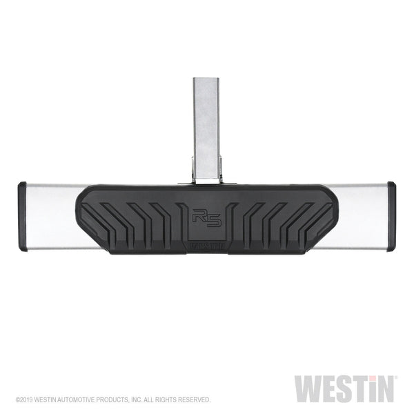 R5 Hitch Step; 27 in. Step; 2 in. Receiver; Stainless Steel;