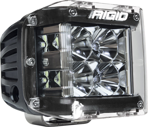 RIGID Light Cover For D-SS Series LED Lights, Clear, Single