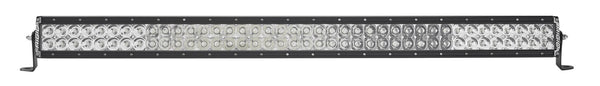 RIGID E-Series PRO LED Light, Spot/Flood Optic Combo, 40 Inch, Black Housing