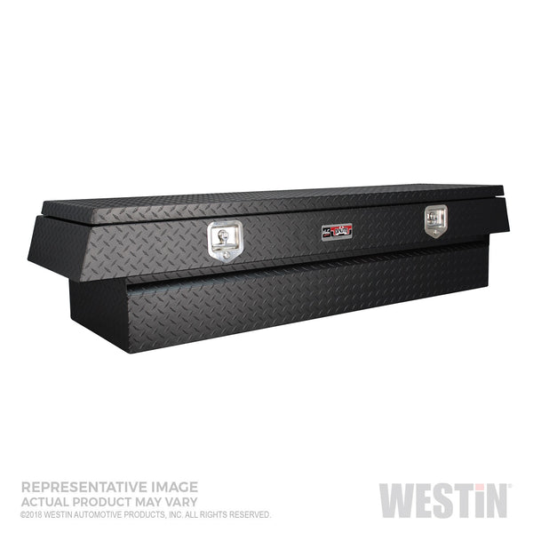Brute LoSider Side Rail Tool Box